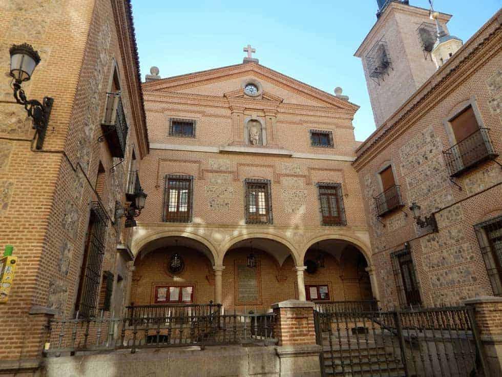 chiesa san gines madrid